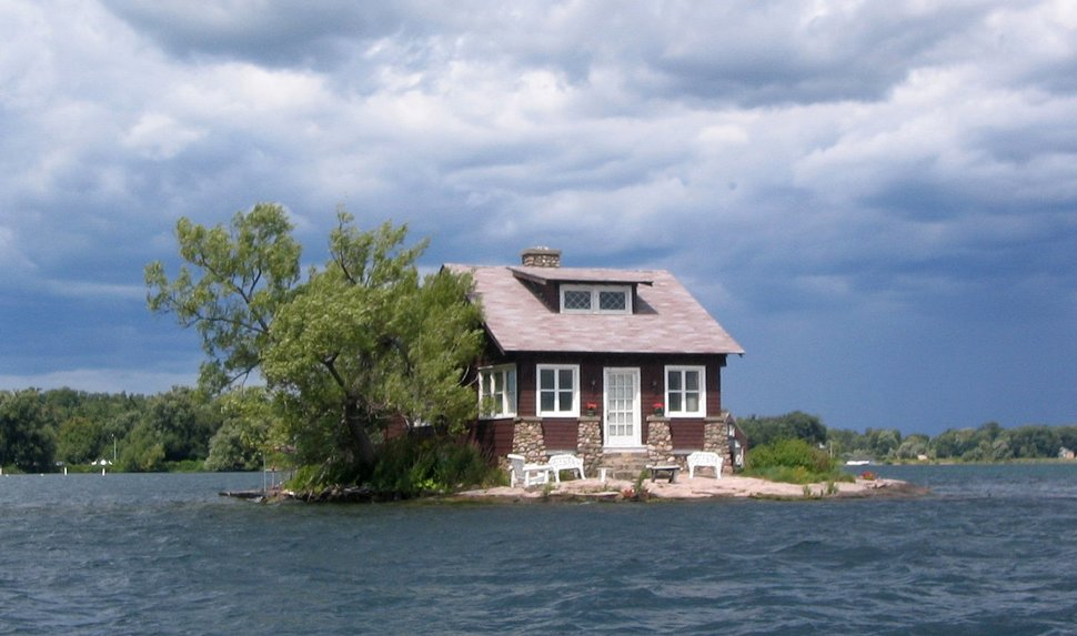 dom thousand islands kanada