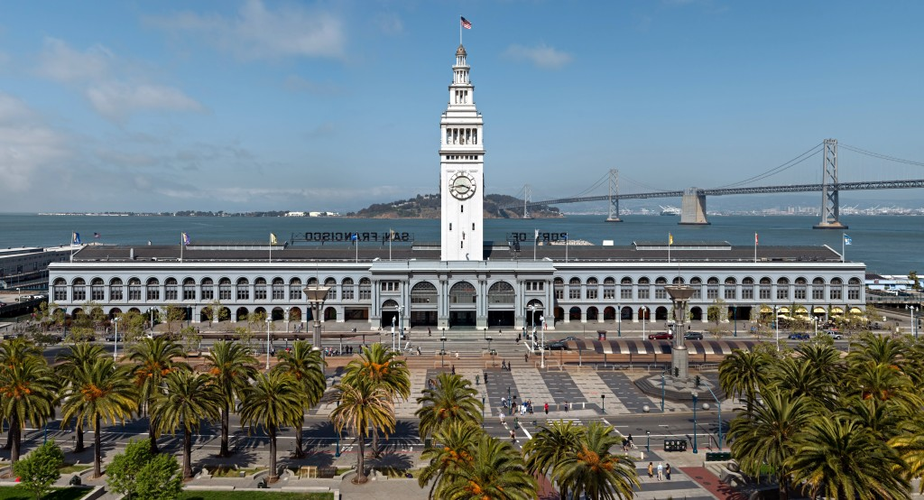 ferry building - USA