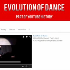 Evolution of dance – a toto ste už videli?