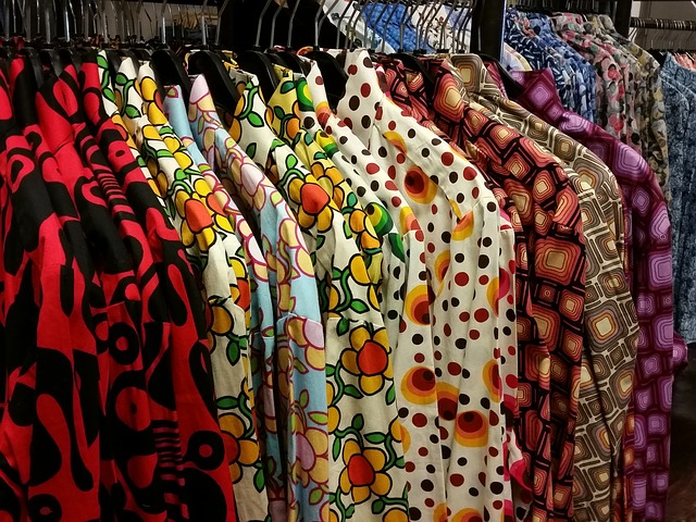 Shopping Colorful Summer Second Hand Shirt