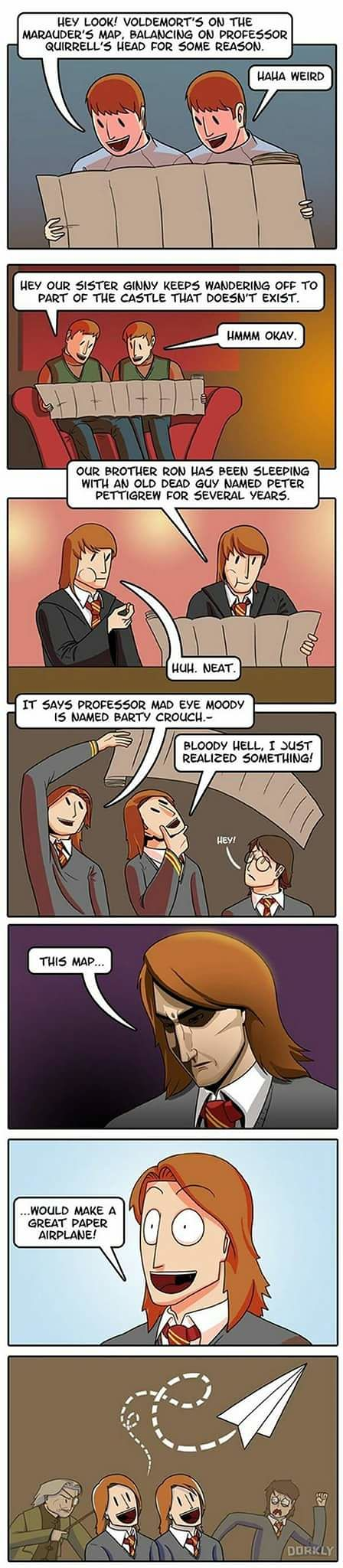 this-cartoon-explains-why-the-weasley-twins-never-noticed-any-funky-activity-on-the-maraud-807138